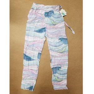 Mara Hoffman Dusty Rose Coverup Pants Women's XS